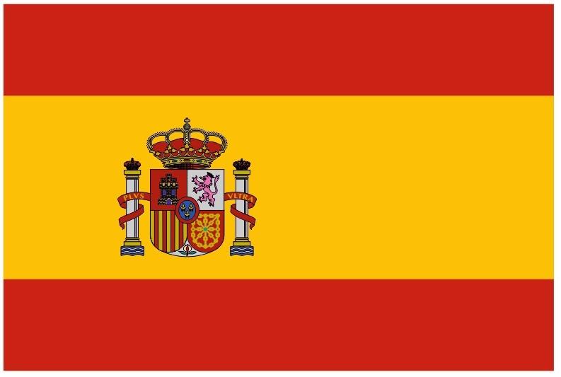 Centrale penly - Image drapeau espagnol a imprimer ...